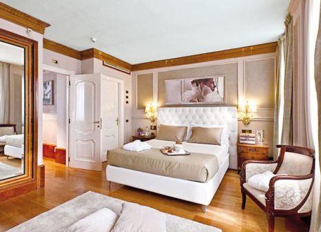 Hotelzimmer mit Sauna im Hotel Leon d'Oro