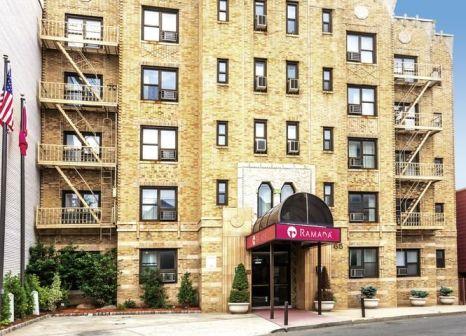 Hotel Ramada by Wyndham Jersey City in New Jersey - Bild von 5vorFlug