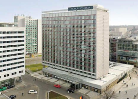 Hotel Pullman Dresden Newa günstig bei weg.de buchen - Bild von 5vorFlug