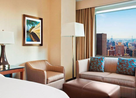 Hotelzimmer mit Fitness im The Westin New York Grand Central