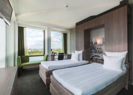 Hotelzimmer mit Fitness im Leonardo Hotel Amsterdam Rembrandtpark