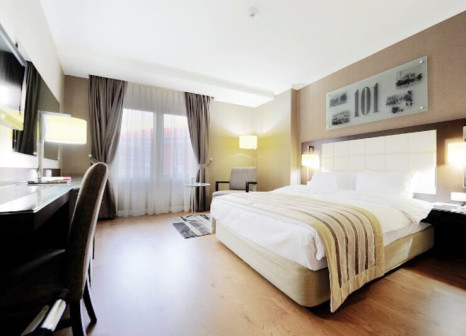 Hotelzimmer mit Hammam im Kent Hotel Istanbul