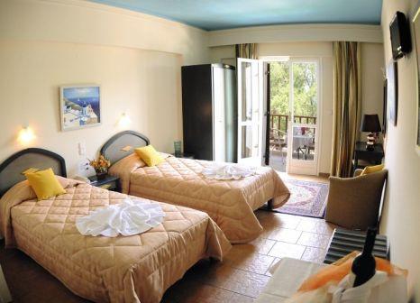 Hotelzimmer mit Tischtennis im Kalyves Beach Hotel