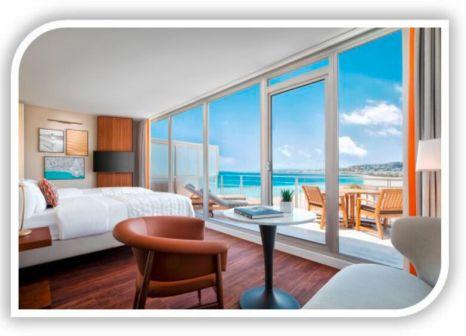 Hotelzimmer mit Fitness im Le Meridien Nice