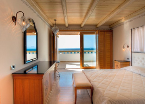 Hotelzimmer mit Volleyball im Mitsis Blue Domes Resort & Spa