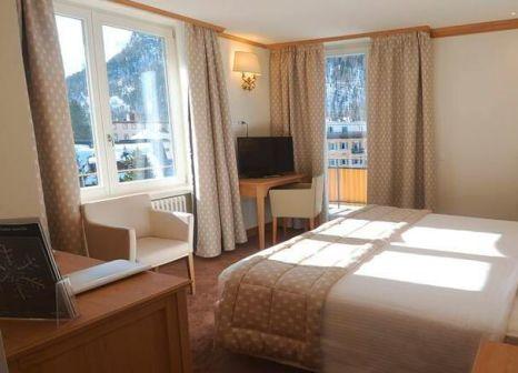 Hotelzimmer mit Golf im Hotel Schweizerhof Pontresina