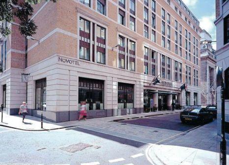 Hotel Novotel London Tower Bridge günstig bei weg.de buchen - Bild von 5vorFlug