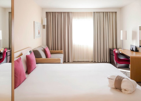 Hotelzimmer mit Aerobic im Novotel London Paddington