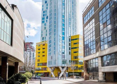 Hotel Novotel London Canary Wharf günstig bei weg.de buchen - Bild von 5vorFlug