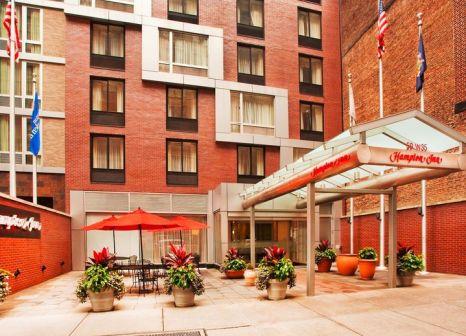 Hotel Hampton Inn Manhattan-35th St/Empire State Bldg günstig bei weg.de buchen - Bild von 5vorFlug