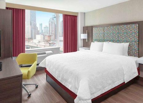 Hotelzimmer mit Aufzug im Hampton Inn Manhattan-35th St/Empire State Bldg
