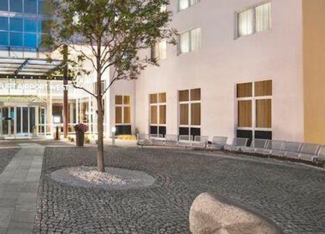Hotel NH Frankfurt Airport West günstig bei weg.de buchen - Bild von 5vorFlug