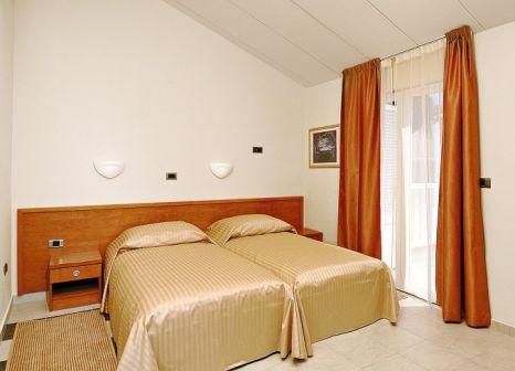 Hotelzimmer mit Volleyball im Resort Amarin