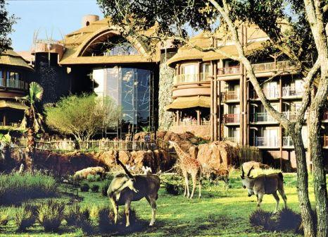 Hotel Disney's Animal Kingdom Lodge in Florida - Bild von 5vorFlug