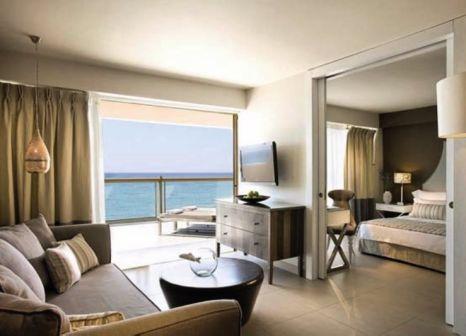 Hotelzimmer mit Yoga im Sani Beach