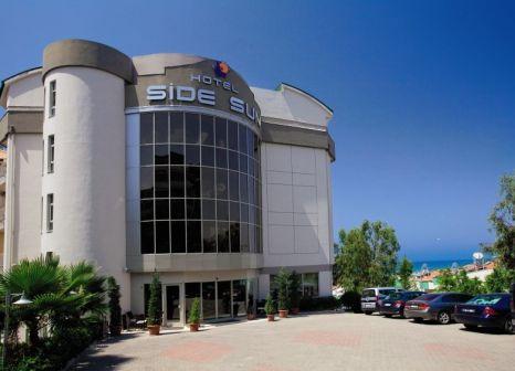 Hotel Side Sun in Türkische Riviera - Bild von 5vorFlug