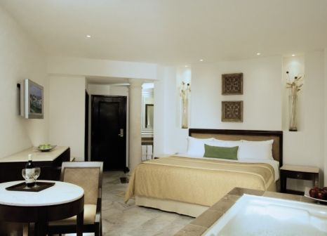 Hotelzimmer mit Volleyball im Moon Palace Cancun