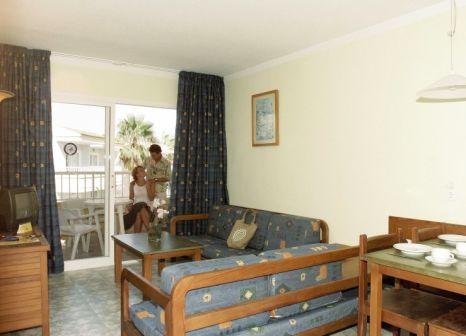 Hotelzimmer mit Volleyball im Palm Garden Apartamentos