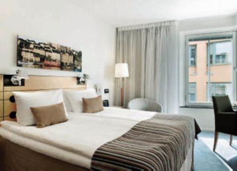 Hotelzimmer mit Animationsprogramm im Hilton Slussen