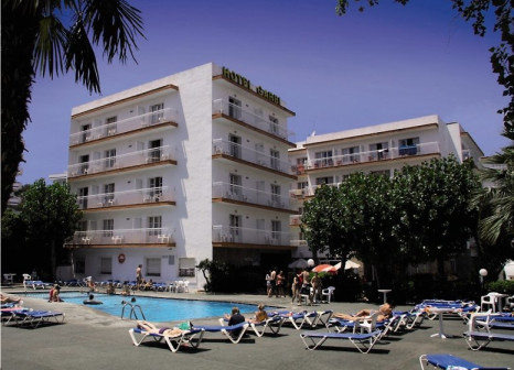 Hotel Garbí in Costa Brava - Bild von 5vorFlug
