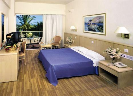 Hotelzimmer mit Volleyball im Blue Sea Beach Resort