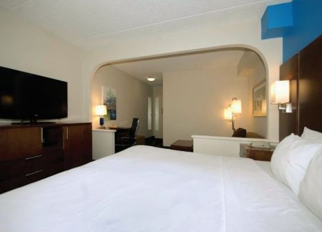 Hotelzimmer mit Sandstrand im Four Points by Sheraton Fort Lauderdale Airport/Cruise Port