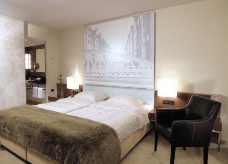 Hotelzimmer mit Sauna im Lindner Hotel Am Michel
