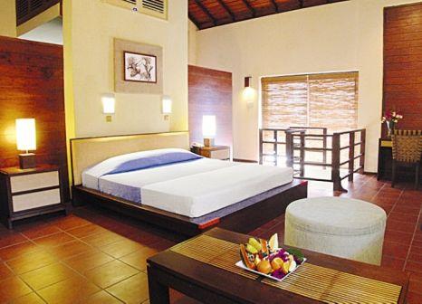Hotelzimmer mit Volleyball im Club Bentota