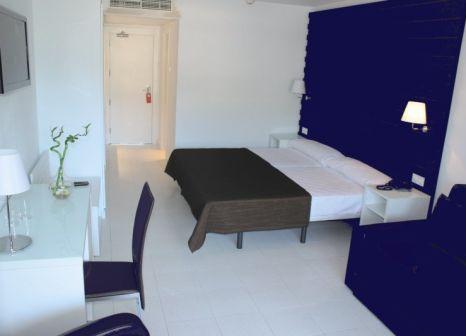 Hotelzimmer mit Golf im Hotel Ibersol Son Caliu Mar
