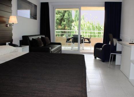 Hotelzimmer mit Volleyball im Hotel Ibersol Son Caliu Mar