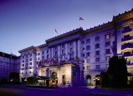 Hotel Fairmont San Francisco günstig bei weg.de buchen - Bild von 5vorFlug