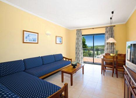 Hotelzimmer mit Mountainbike im Grupotel Mar de Menorca
