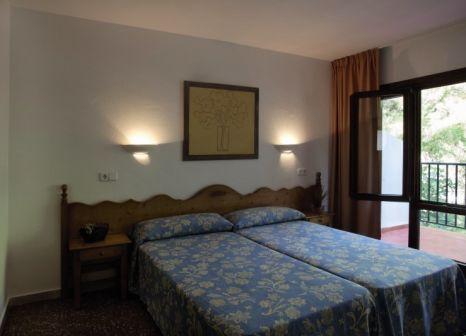 Hotelzimmer mit Minigolf im Sol Parc Aparthotel