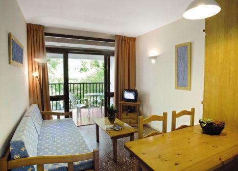 Hotelzimmer mit Tennis im Sol Parc Aparthotel