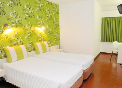 Hotelzimmer mit Mountainbike im Praia Dourada