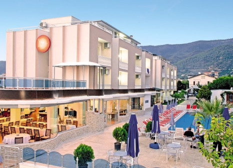 Hotel Dogan Beach Resort & Spa günstig bei weg.de buchen - Bild von 5vorFlug