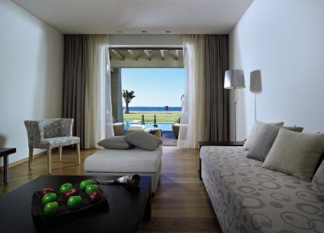 Hotelzimmer mit Yoga im Astir Odysseus Resort & Spa