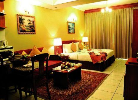 Hotelzimmer mit Kinderbetreuung im Savoy Central Hotel Apartments