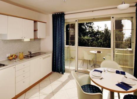 Hotelzimmer mit Tischtennis im Villas Plat