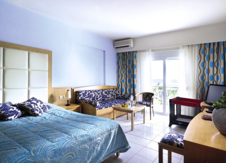Hotelzimmer mit Volleyball im Mythos Palace Resort & Spa