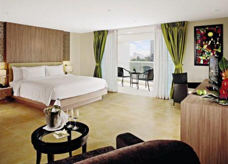Hotelzimmer mit Aerobic im Centara Pattaya Hotel