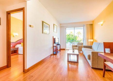 Hotelzimmer mit Aerobic im Aparthotel Tropicana