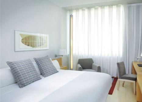 Hotelzimmer mit Aerobic im TRYP Barcelona Aeropuerto Hotel