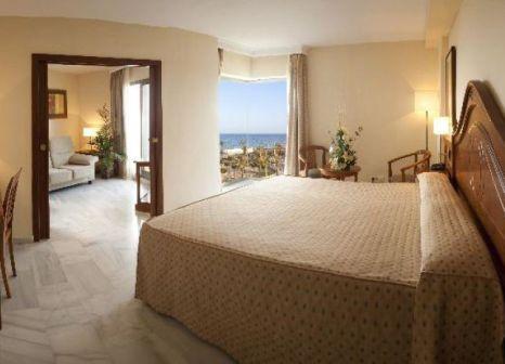 Hotelzimmer mit Mountainbike im BQ Andalucía Beach Hotel