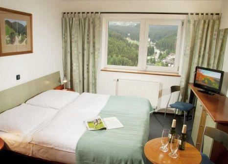 Hotelzimmer mit Tennis im Hotel Horizont