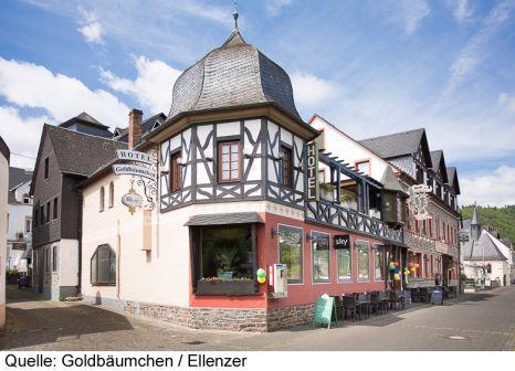 Hotel Ellenzer Goldbäumchen in Mosel-Saar Region - Bild von Vtours