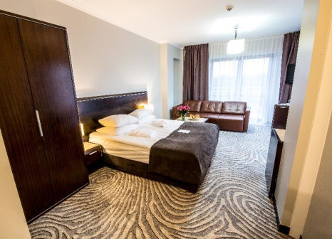 Hotelzimmer mit Fitness im Hotel Leda Spa