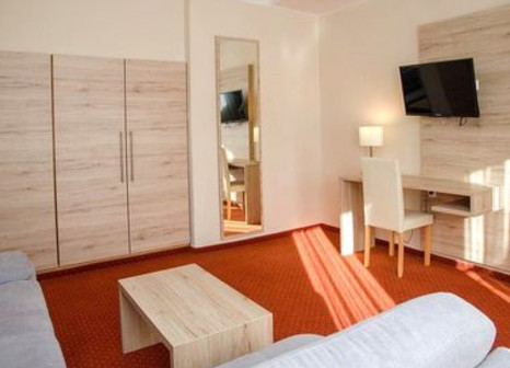 Hotelzimmer mit Restaurant im Gasthaus & Pension Schwarzer Graf