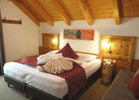 Hotelzimmer mit Tischtennis im Hotel Rogen