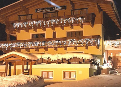 Hotel Landhaus Maurer günstig bei weg.de buchen - Bild von Snowtrex